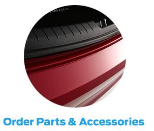 Order Parts & Accessories