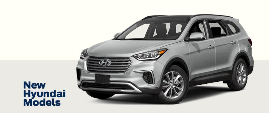 New Hyundai Models