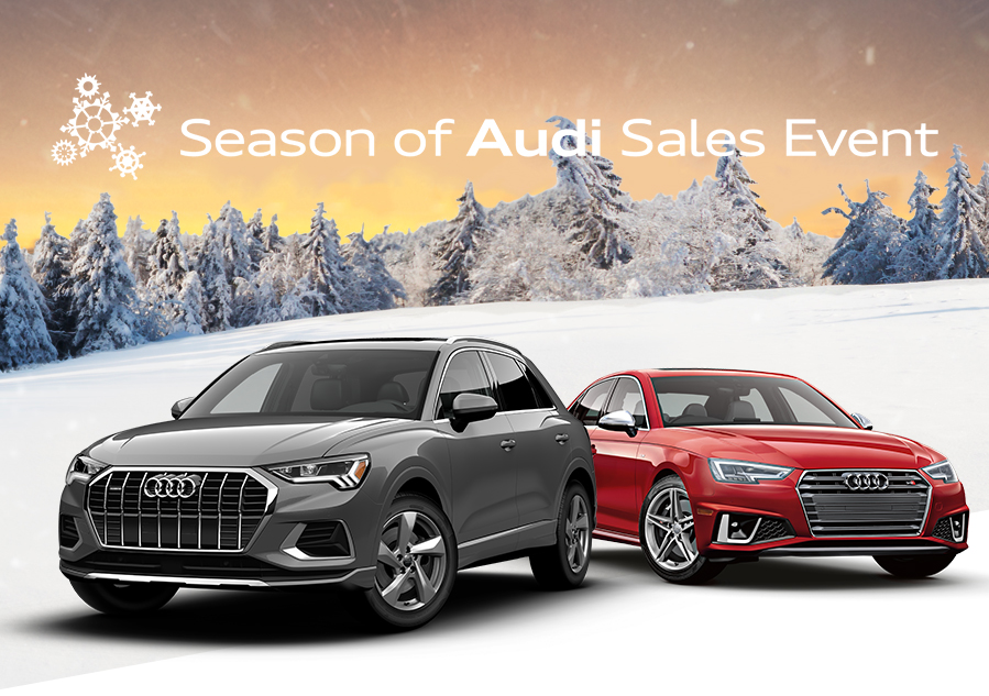 eason of Audi Sales Event in Greenville, SC