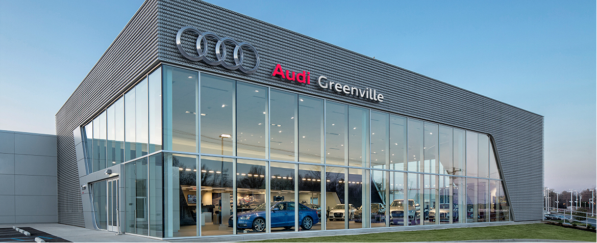 About Audi Greenville in Greenville, SC