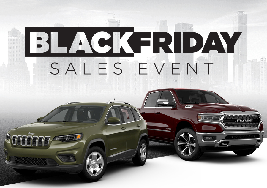 Black Friday Sales Event in Clinton, SC