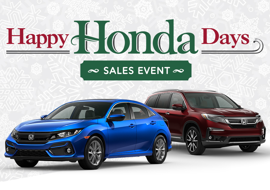 Happy Honda Days in Chamblee, GA