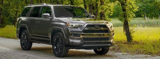 2019 Toyota 4Runner Nightshade Edition