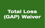 Total Loss (GAP) Waiver