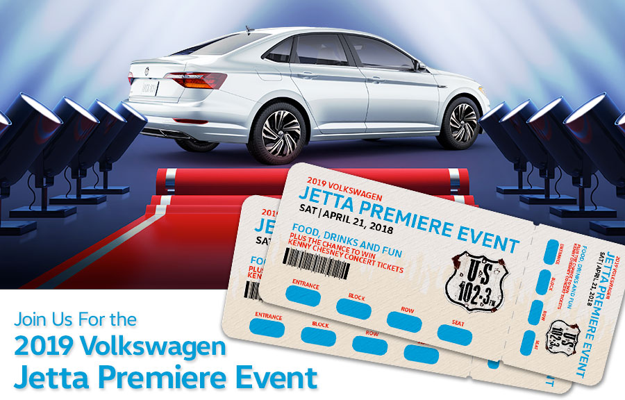 Join Us For the 2019 Volkswagen Jetta Premiere Event