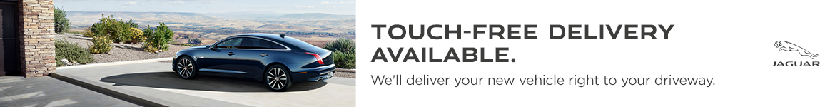Touch-Free Delivery available. We'll deliver your new vehicle right to your driveway.