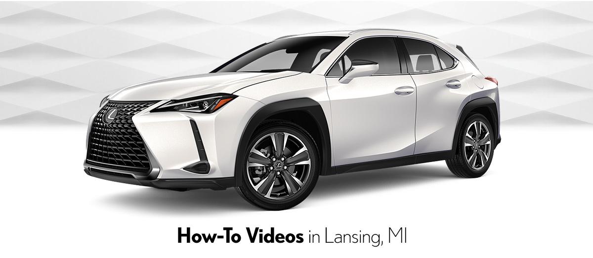 Lexus Lansing Header