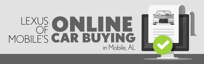 Lexus of Mobile's Online Car Buying in Mobile, AL