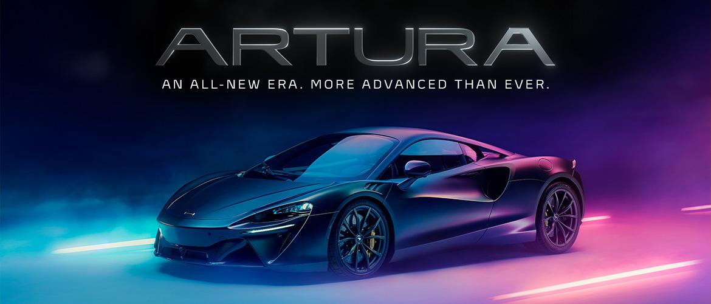 ARTURA. An all-new era. More advanced than ever.