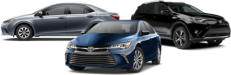 Chuck Hutton Toyota Rent A Car Center Hours Monday Friday 7:30 A.m .  5  P.m. Saturday 7:30 A.m.   2 P.m. Sunday CLOSED