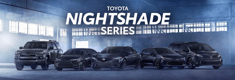 Toyota Nightshade Series