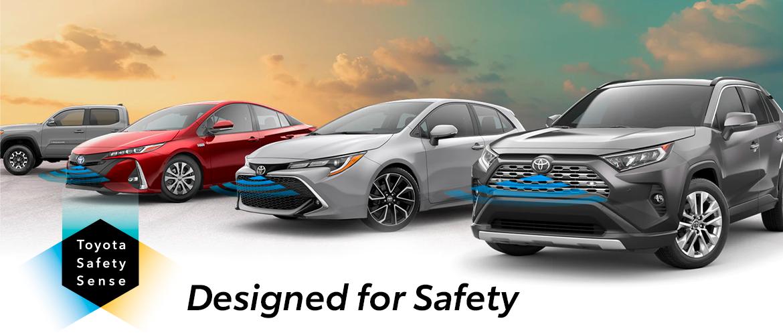 Toyota Safety Sense™