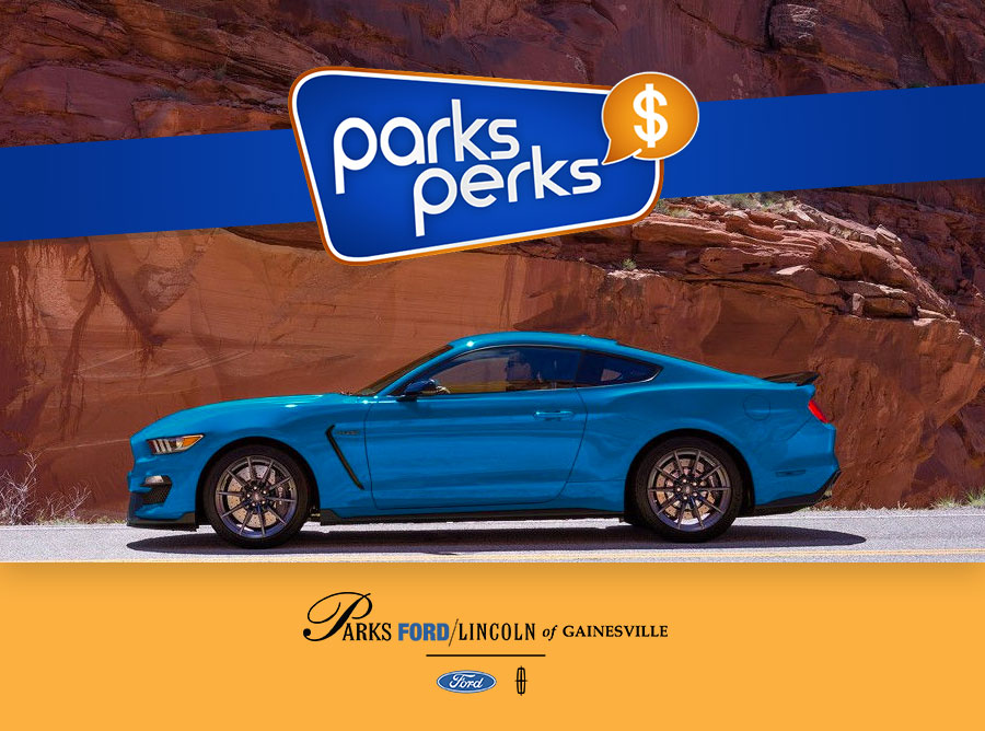 Parks Ford Gainesville >> Parks Perks Why Buy Incentives In Gainesville Fl