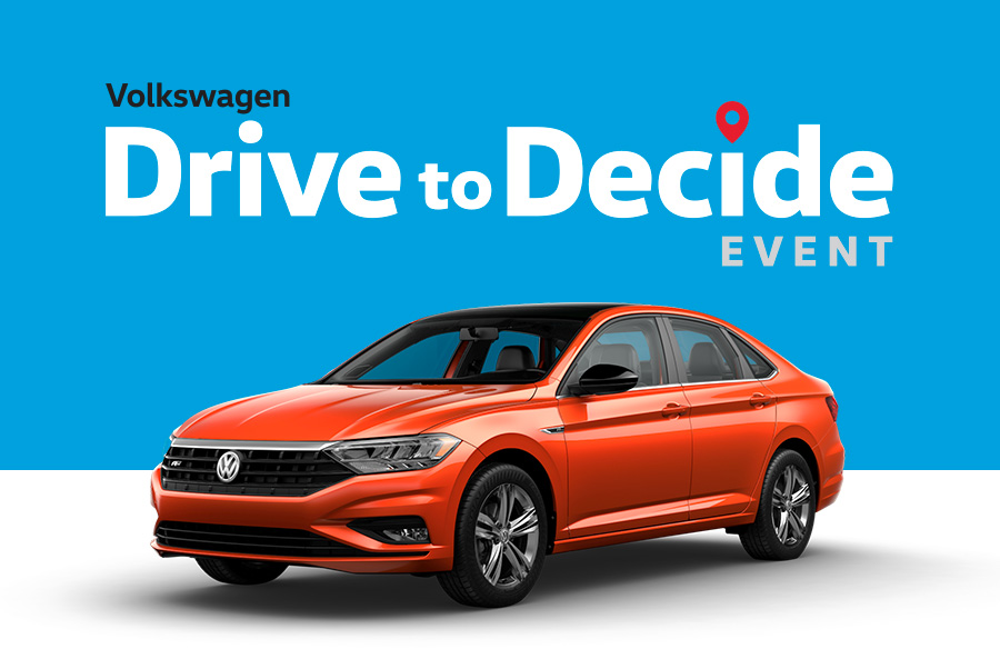 Volkswagen Drive To Decide Event Greenville Sc Serving