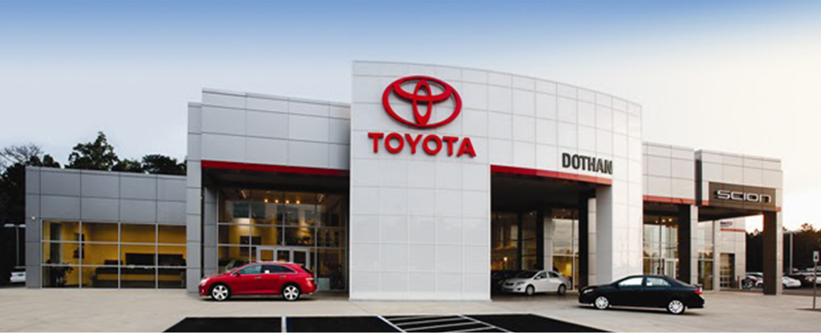 Car Dealerships Dothan Al >> Chick Fil A Comes To Toyota Of Dothan