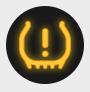 Tire Pressure Monitoring System Light