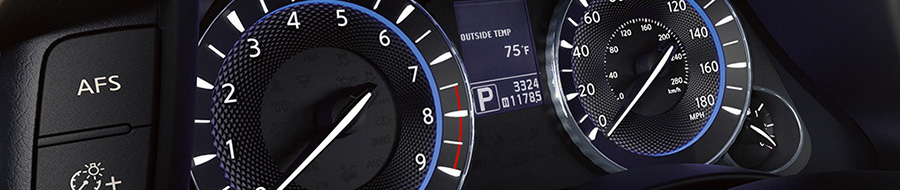 Ten Most Common Dashboard Lights and Icons | Hendersonville