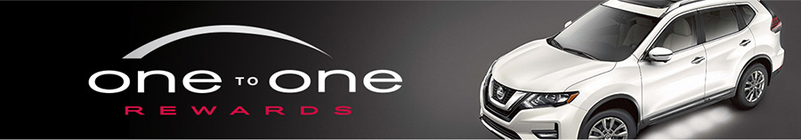Your Driving Experience Is Also Nissanu0027s Priority, And Thatu0027s Why They  Offer The One To One Rewards Program.