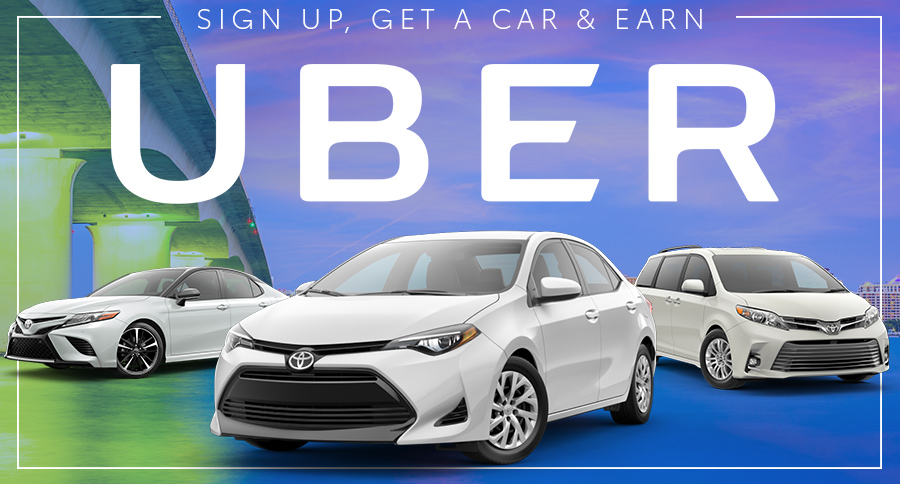 Toyota Uber Driver Incentive Program Punta Gorda FL Near Port - Punta gorda car show 2018