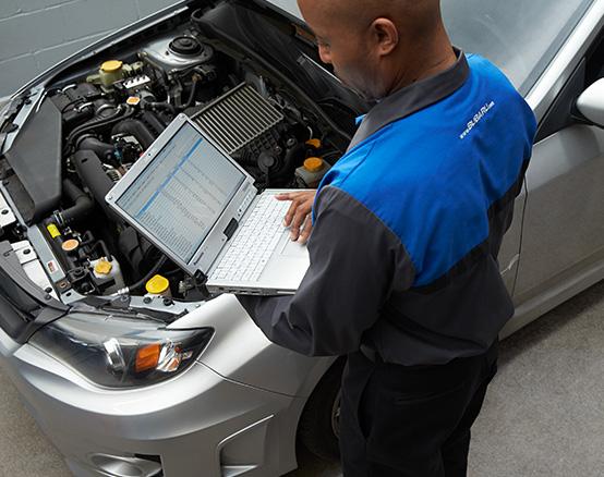 Hunter Subaru's Service Department | Hendersonville NC | Serving