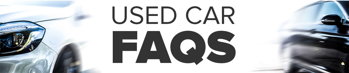 Used Car FAQs