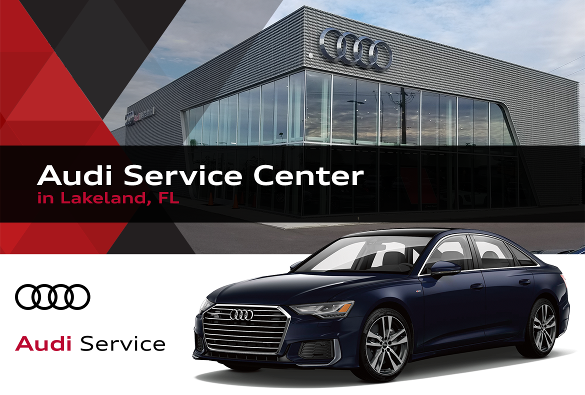 Audi Service Center in Lakeland, FL