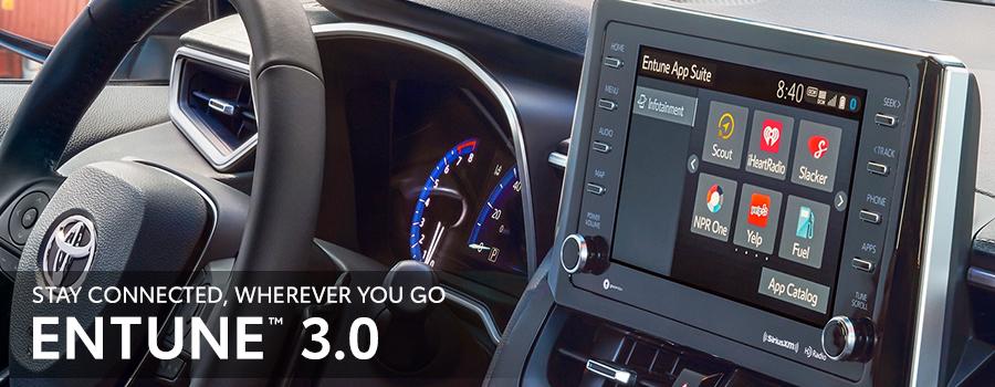 Toyota Entune™ 3.0 in Gainesville, FL