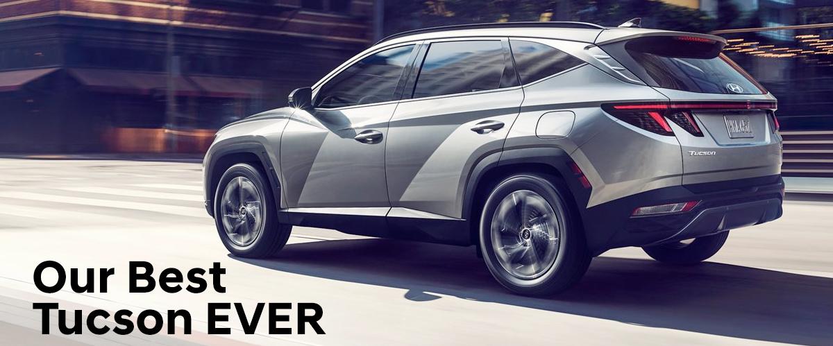 2022 Hyundai Tucson Preview | Bradenton FL | Near St ...