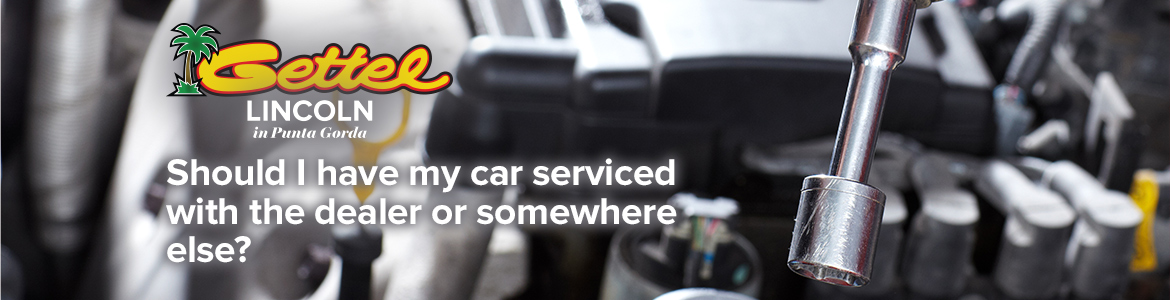 Why You Should Have Your Vehicle Serviced with the Dealer in Punta Gorda, FL