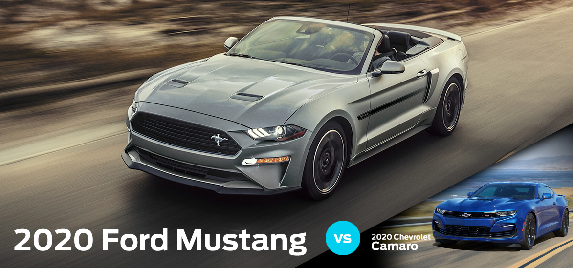 YouTube Mustang Speed Dating