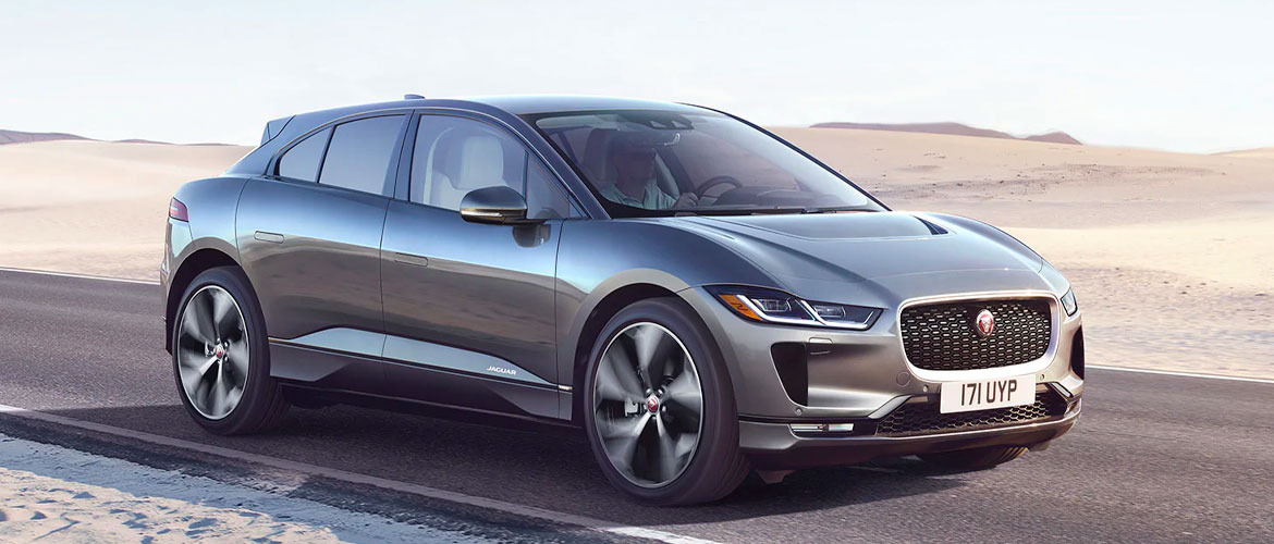 2020 All-Electric Jaguar I-PACE vs. 2020 Tesla Model X in San Jose, CA