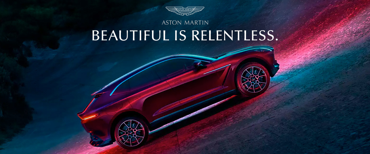 Reserve your 2020 Aston Martin DBX at Los Gatos Luxury Cars