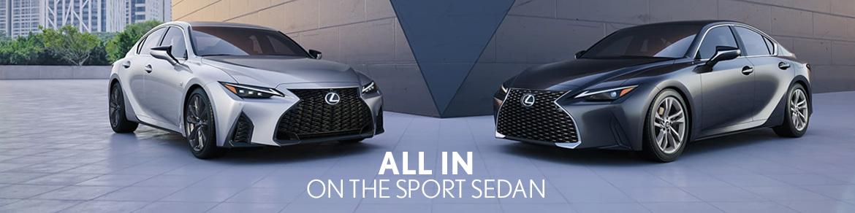 All in on the Sport Sedan