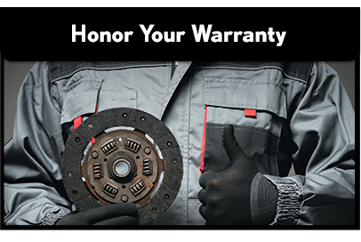 Honor Your Warranty