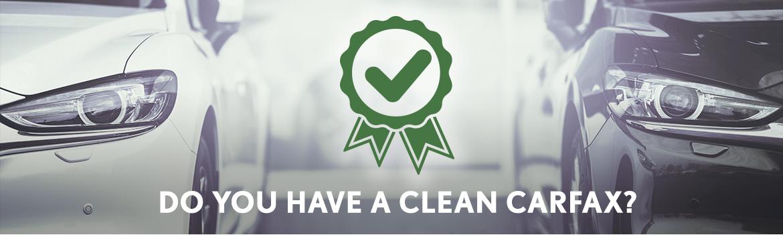 Clean CARFAX Report in Mobile, AL