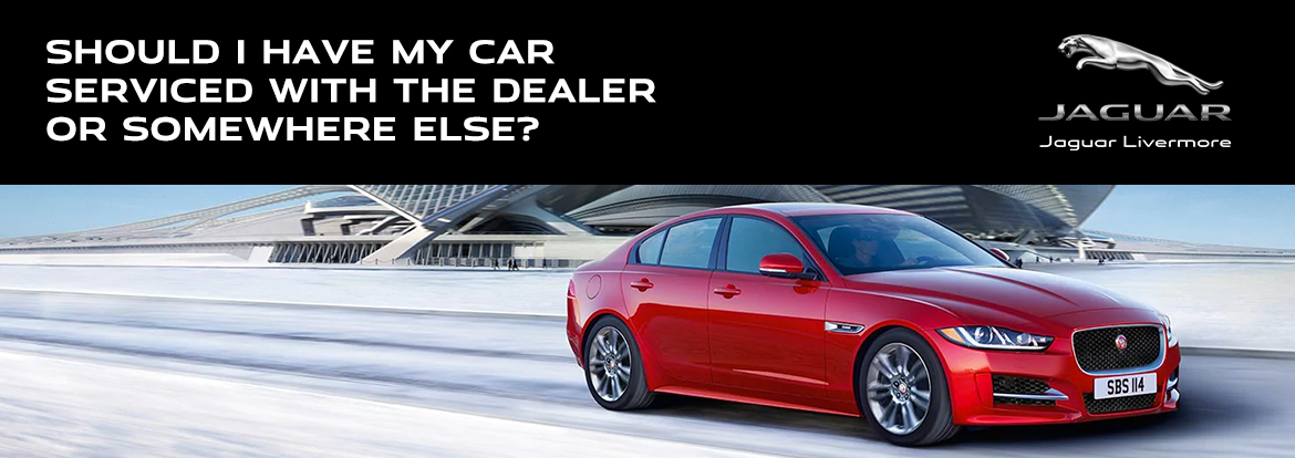 Why You Should Have Your Vehicle Serviced with the Dealer in Livermore, CA