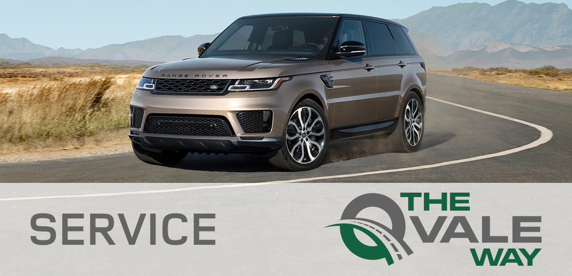 Why Service at Land Rover Livermore in Livermore, CA