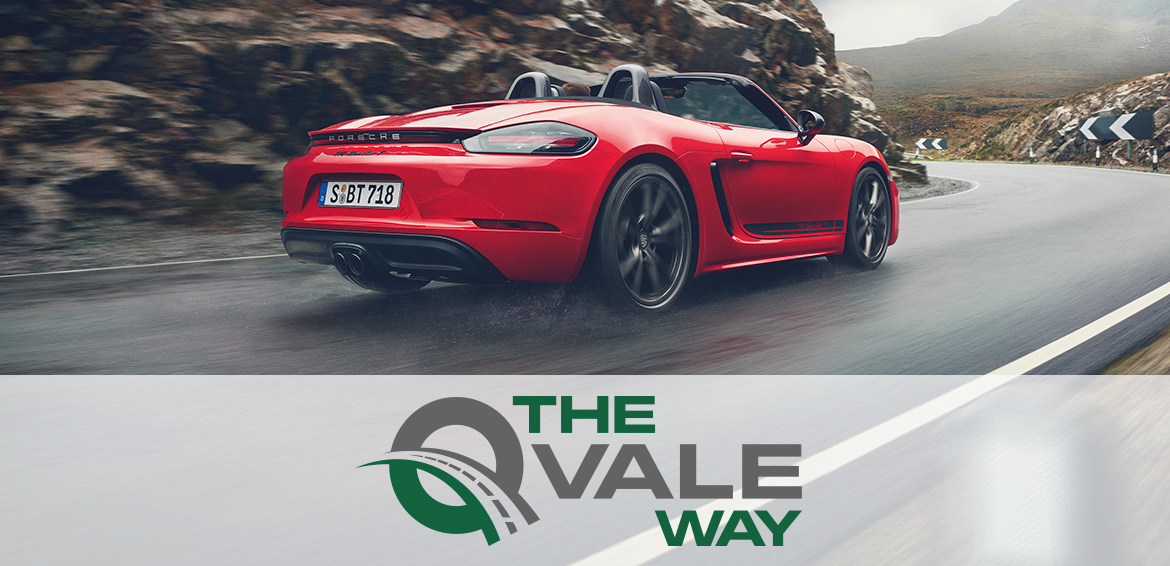 A Different Experience in Car Buying: The Qvale Way at Porsche Livermore in Livermore, CA