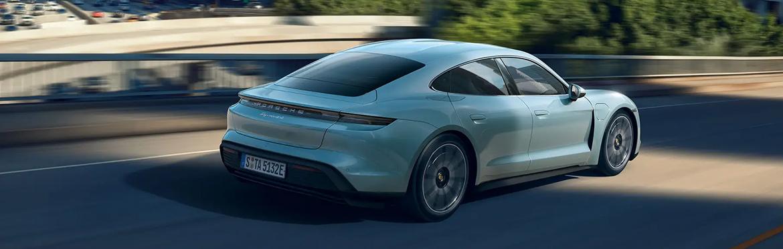 2020 Porsche Taycan vs. 2020 Tesla Model Y in Livermore, CA
