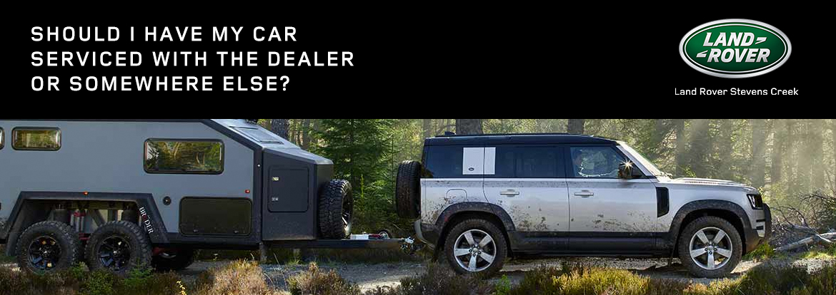 Why You Should Have Your Vehicle Serviced with the Dealer in San Jose, CA
