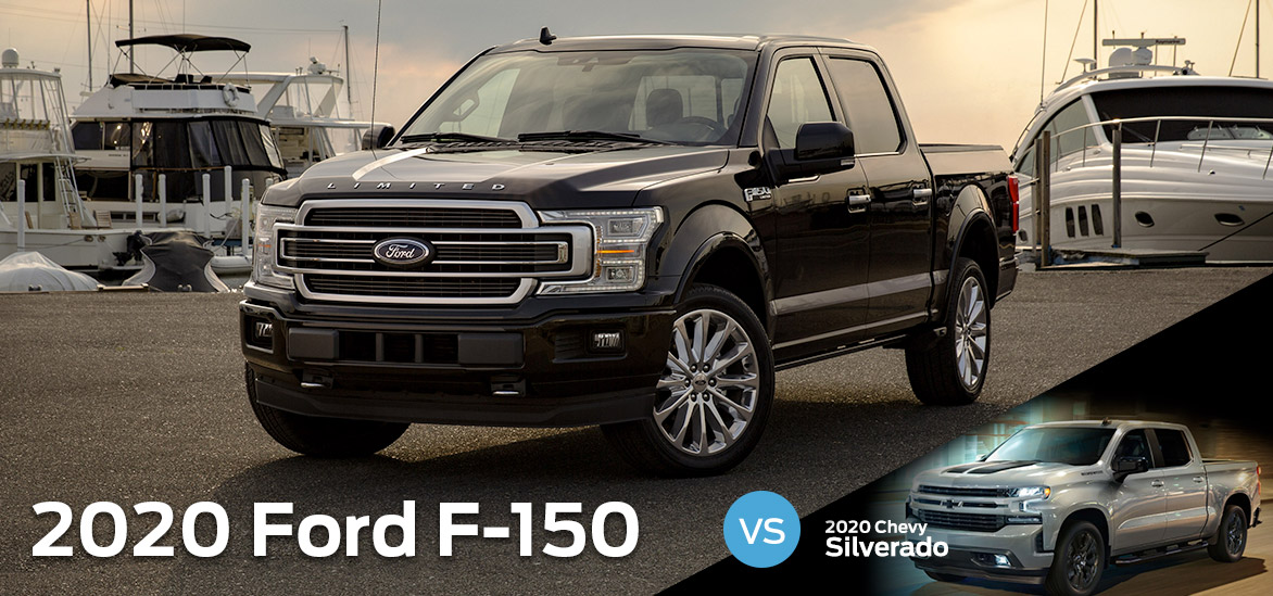 2020 Ford F 150 Vs 2020 Chevrolet Silverado Gainesville Fl Alachua Starke Ocala Lake City