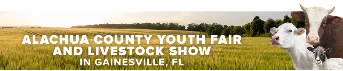Alachua County Youth Fair and Livestock Show in Gainesville, FL