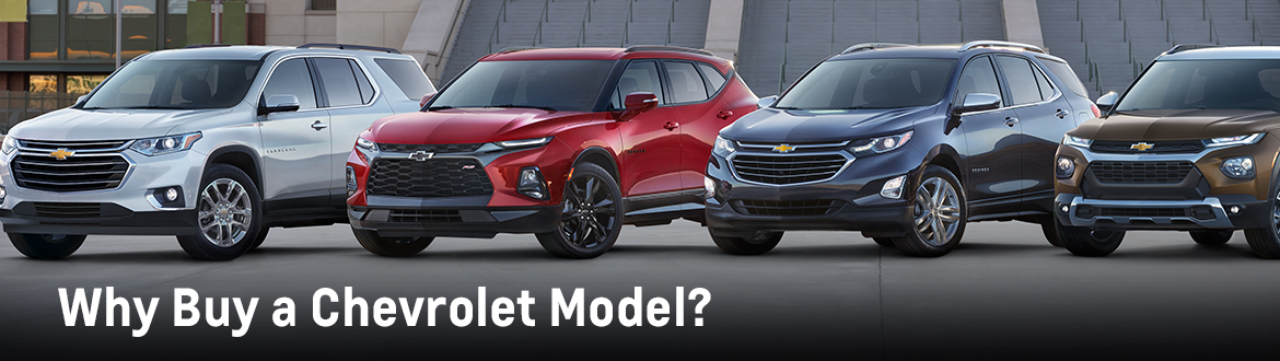 Why Buy a Chevrolet Model?