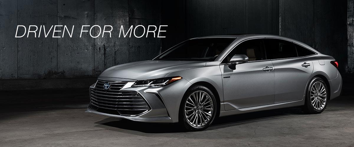 2019 Toyota Avalon Preview Bradenton Fl Serving