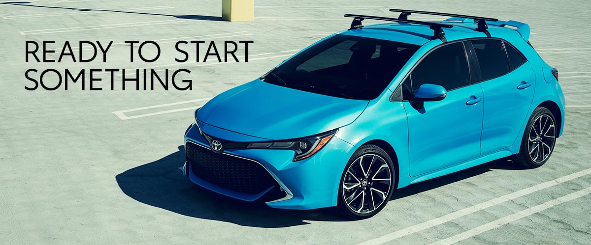 2019 Toyota Corolla Hatchback Preview