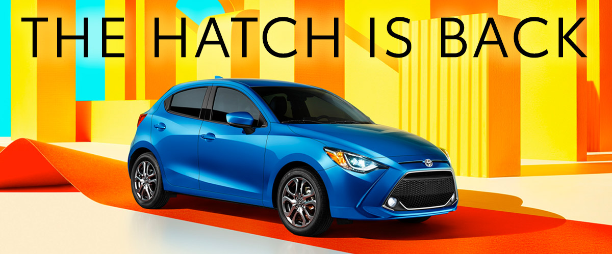 2020 Toyota Yaris Hatchback Preview Toyota Of York
