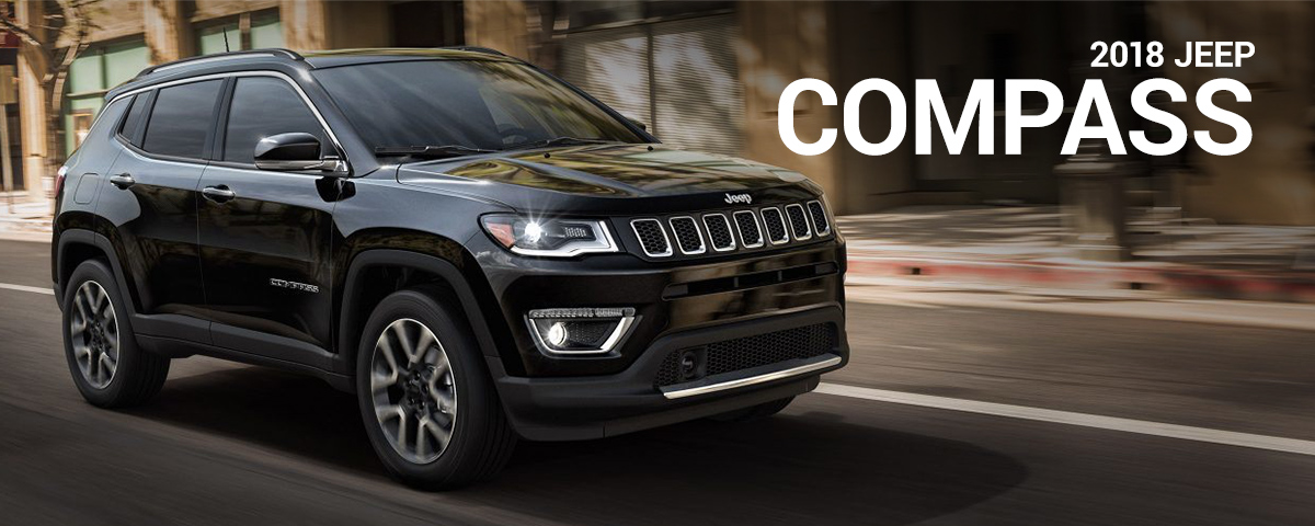 2018 Jeep Compass Clinton Sc Serving Laurens