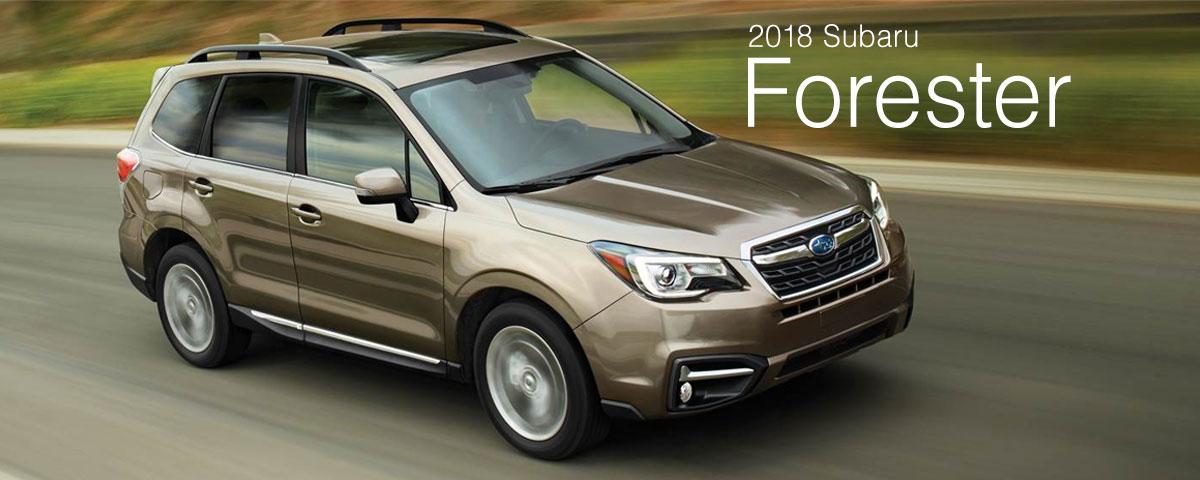 2018 Subaru Forester   Hunter Subaru   Hendersonville, NC