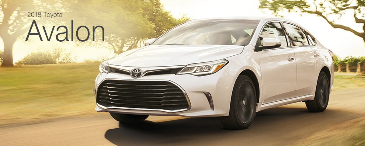 Great 2018 Toyota Avalon | Manchester, TN | Serving Murfreesboro, Shelbyville And  Middle Tennessee