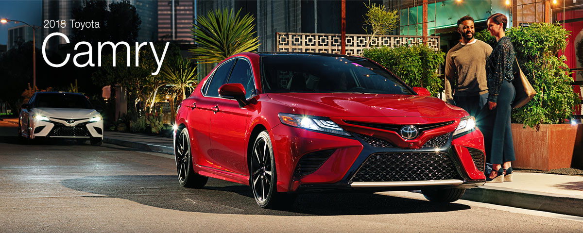 Prince Toyota | 2018 Camry